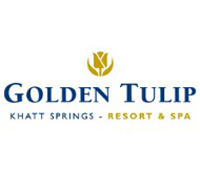 Golden Tulip Khatt Springs Resort & Spa- Pool Bar