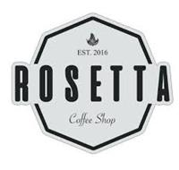 Rosetta Coffee Shop